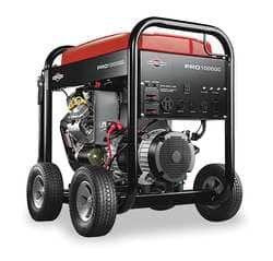 Briggs and Stratton Vanguard 18-HP 570cc, 10,000 Watt Portable Gasoline Generator $827 + Shipping