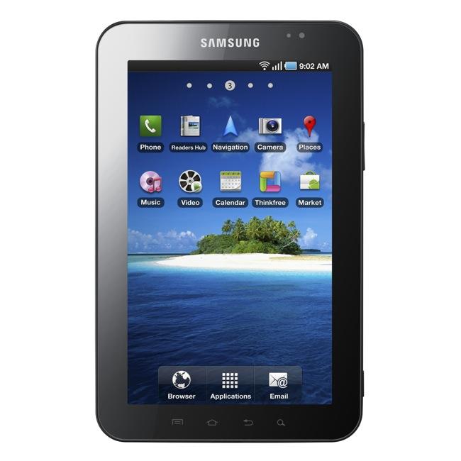 "Samsung Galaxy Tab 3G + WiFi  7"" (refurbished) $200 + Free shipping"