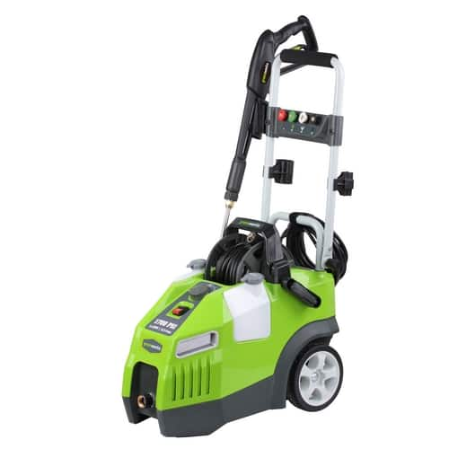 Greenworks  1700 PSI 1.4 GPM Electric Pressure Washer  for 119 + Tax @ Lowe`s