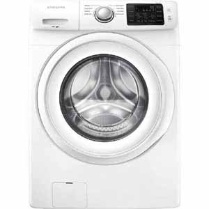 Samsung Washer OR Dryer WF42H5000AW OR DV42H5000EW Samsung 4.2 cu.ft. Front Load Washer - White $449 w/ Promo Code EACH. NOT BOTH