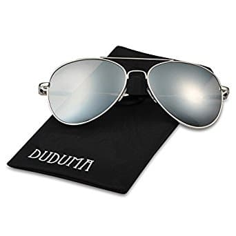 Aviator Sunglasses Duduma Fashion with Full Metal Crossbar Frame for Women and Men $6.99