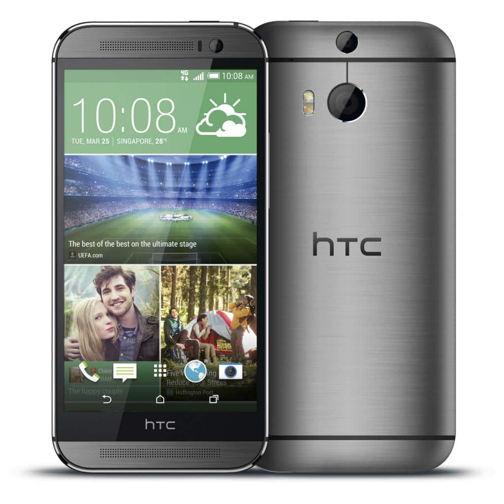 HTC M8 Android GSM Phone Seller Refurb $110 FS