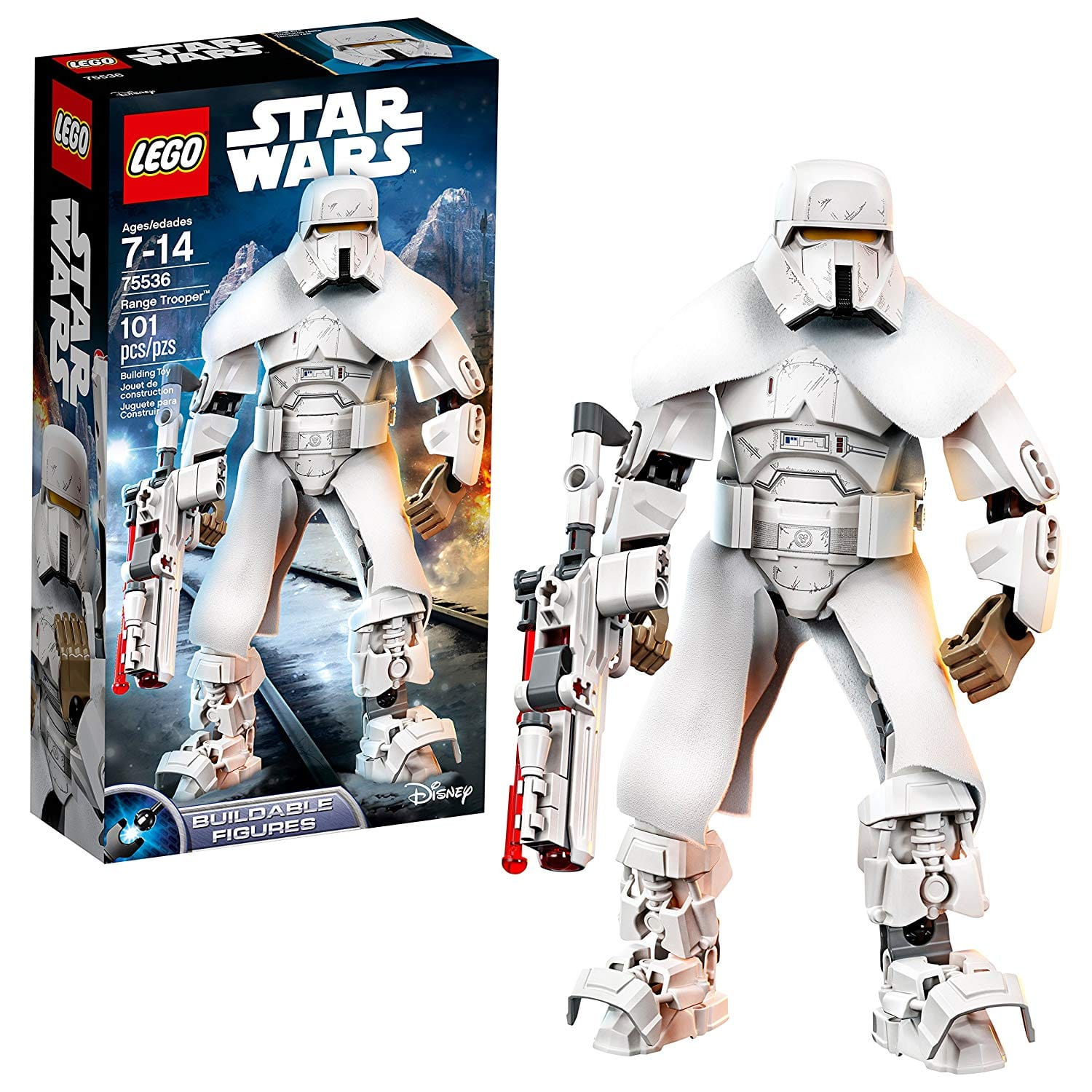 Lego #75536 Range Trooper buildable figure $13.45