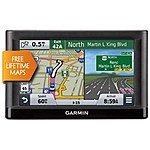 "Garmin nuvi 55LM 5"" GPS Navigation - $87.99 + Free Shipping"
