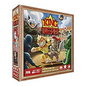 IDW Games King of the Creepies Card Game - $5.59 (Add-On)