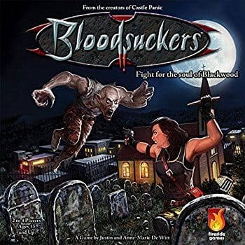 Bloodsuckers Boardgame $5.61(Add-On)