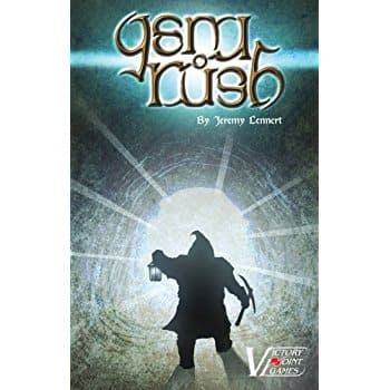 Gem Rush - Euro Fantasy Boxed Board Game $23.39 after 10% instant discount (Amazon)
