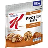 Amazon Special K Peanut Butter Chocolate Protein Bites, 6 Ounce(pack of 6) $4.38 or $3.72 with 15% S&S