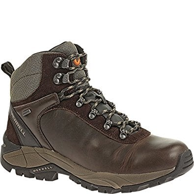 Merrell Men's Parkton Trekker Waterproof Hiking Boots $50 + Free Shipping