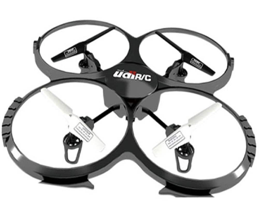 UDI U818A 2.4GHz 4 CH 6 Axis Gyro RC Quadcopter Drone with Camera RTF Mode 2 $20.99