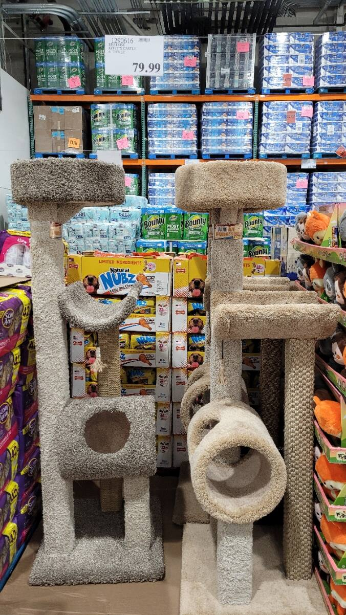 Beatrise Kitty's 6ft Castle (made in USA) $79.99 @Costco - B&M YMMV