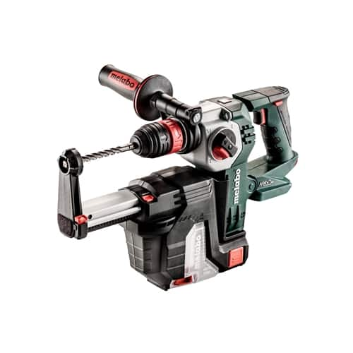 Metabo 18v 1in. SDS drill with hepa vac (bare tool) $99