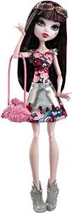 Monster High Boo York Frightseers Dolls: Draculaura or Operetta $8 Each & More