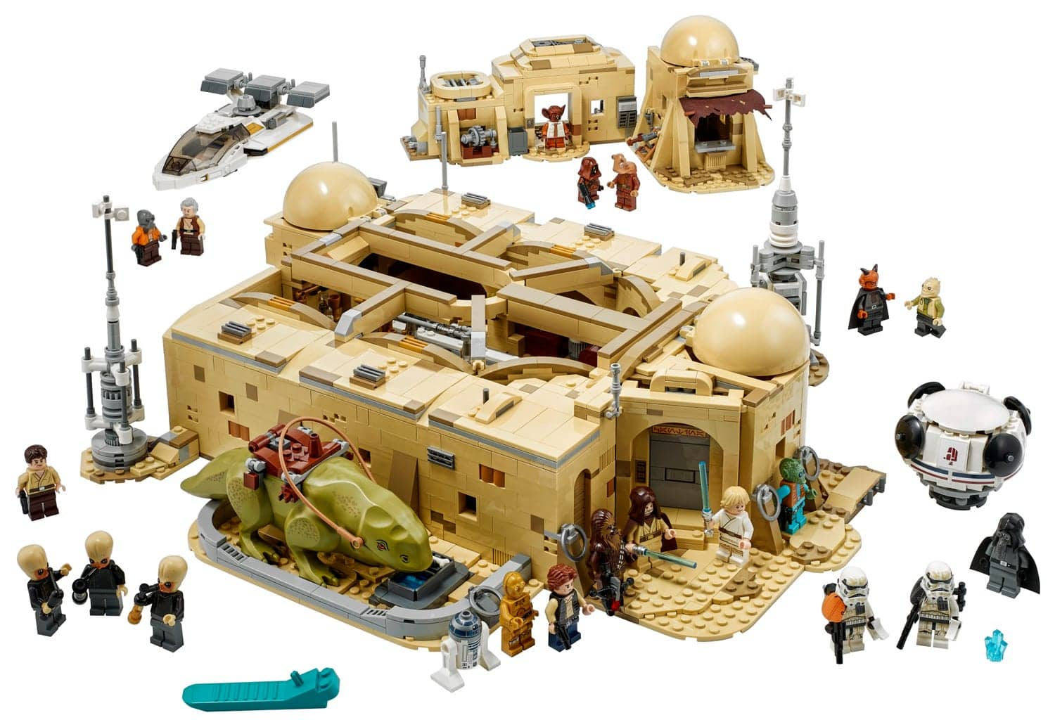 LEGO Mos Eisely Cantina 75290 Backorder available on LEGO.com $350