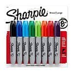 Sharpie Chisel Assorted 8 Pack $5 + Prime FS