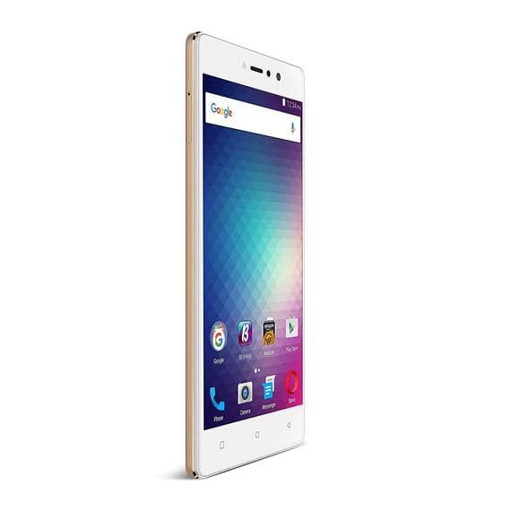 (Unlocked) BLU Vivo 5R 4G LTE with 32GB Memory Cell Phone (Gold) $125