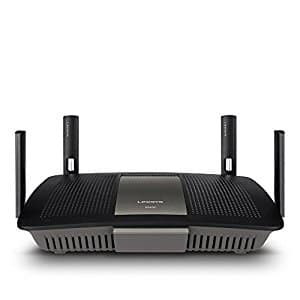 Linksys AC2400 4X4 Dual-Band Gigabit Wi-Fi Router, Optimal for HD Video Streaming and Lag-Free Gaming (E8400) $54.99