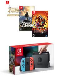 Gamestop: New Nintendo Switch Bundles $399.99