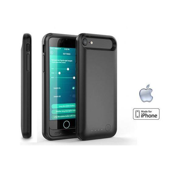iPM 3100mAh MFI-Certified Charger Case for Apple iPhone 7/7Plus $17.99