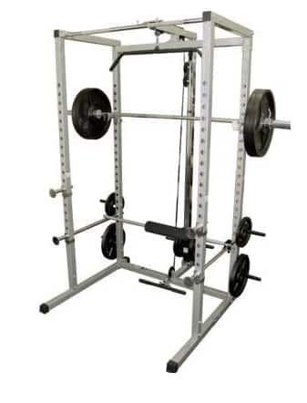 Valor Athletics BD-7 Power Rack with Lat Pull $344.99.