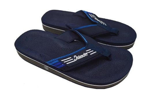 Islanders Men's All-Weather Comfortable and Stylish Flip-Flop Sandals $11.99