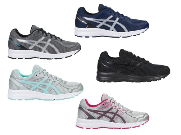 ASICS Men's and Women's Jolt Running Shoes $44.99