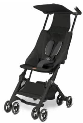 GB Pockit Compact Stroller - Monument Black $179.99