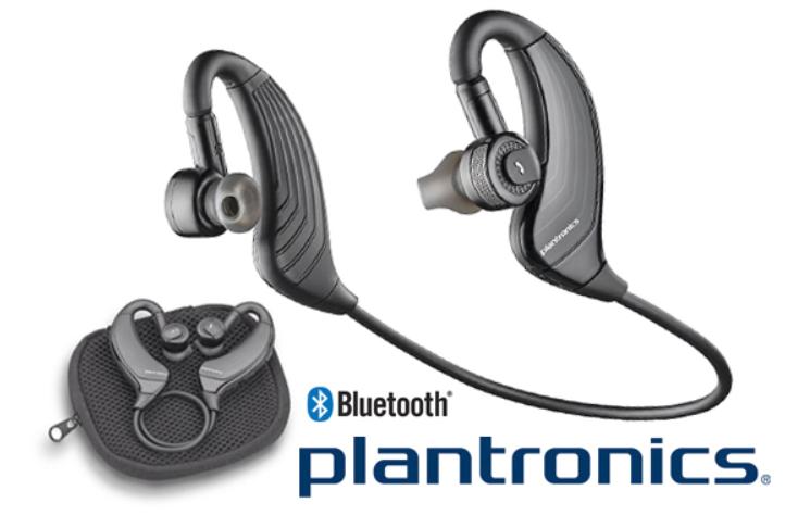Plantronics BackBeat 903+ Bluetooth Headset w/ AudioIQ2 Technology $19.97