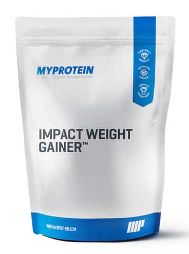 11lb Impact Weight Gainer $31.99