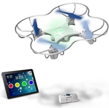 Wow Wee Lumi Gaming Drone (White/Blue) $19.95