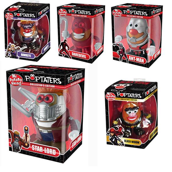 Marvel Mr. Potato Heads - Collectible Edition $11.69