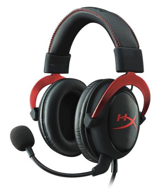 HyperX Cloud II Red Gaming Headset $69.99