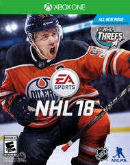 NHL 18 Xbox One $29.99