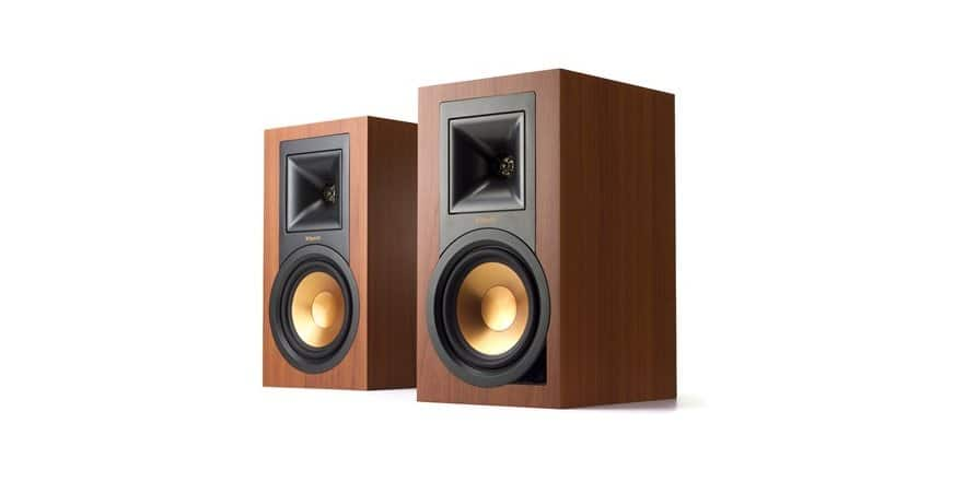 Klipsch R-15PM Powered Monitor Speakers - Cherry (Pair) for $249 + $5 shipping $254