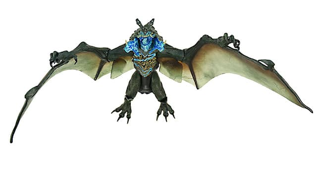 "Pacific Rim - 7"" Ultra Deluxe Action Figure - Kaiju Otachi Flying Version $59.99"