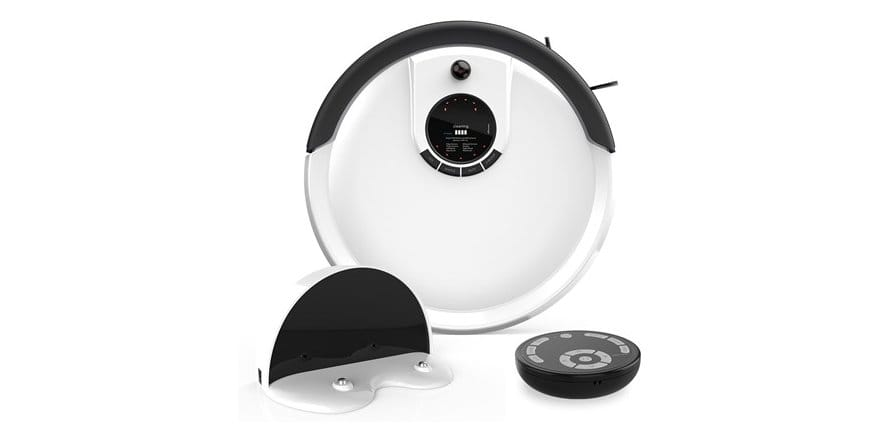 bObsweep Junior Robotic Vacuum Cleaner - New - $134.99 shipped