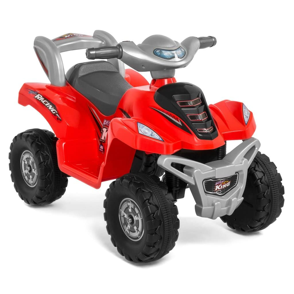 Best Choice Products 6V ATV Ride-On $53 + Free Shipping