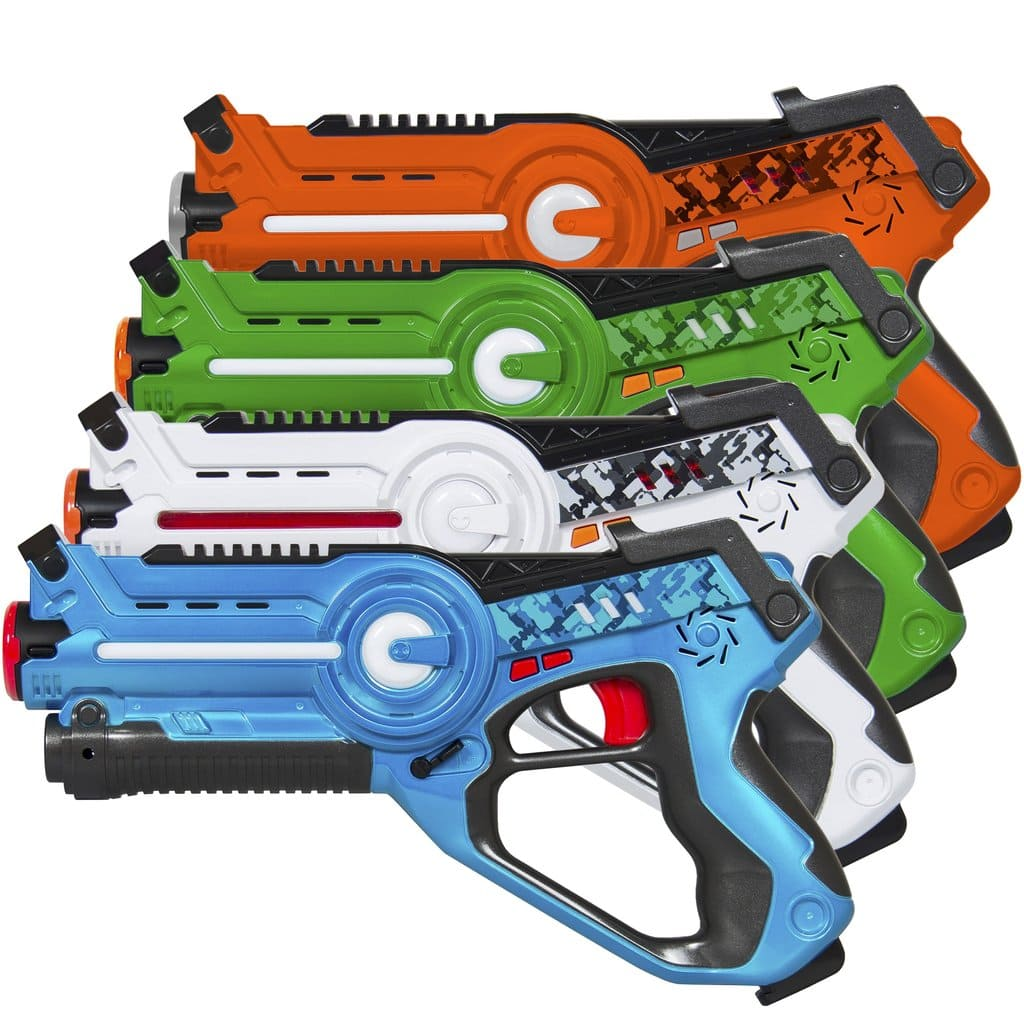 Best Choice Products 4 Pack Laser Tag Set $70 + Free Shipping