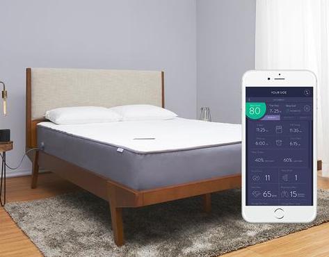 Eight Sleep The Saturn+ Smart Mattress (Full thru Cali King) $524.25