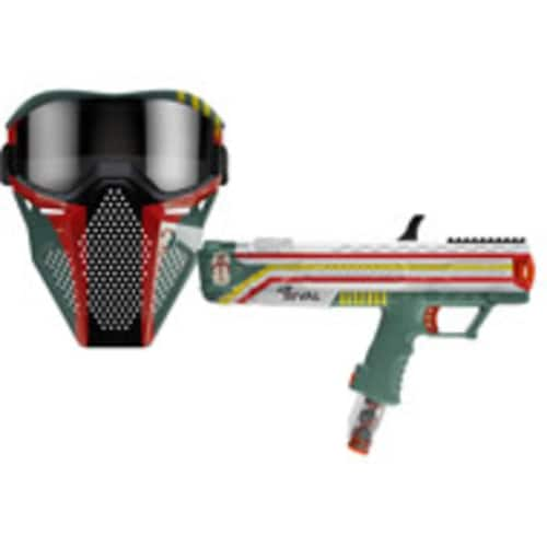 Nerf Rival Apollo XV-700 - Star Wars Mandalorian Edition Blaster and Face Mask $59.99