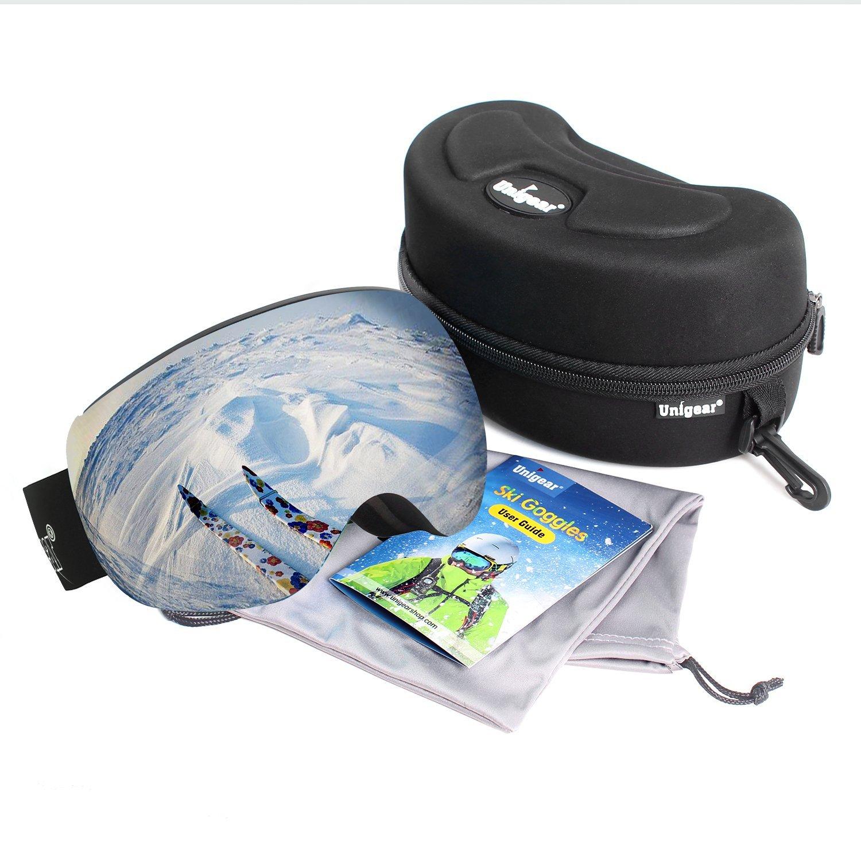 Unigear OTG Ski Snowboard Goggles (Various Colors) $19.99