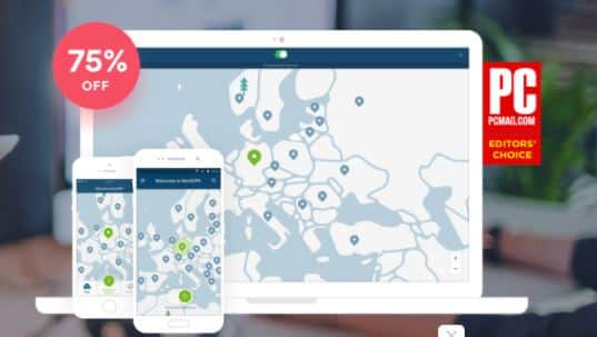 2-Year NordVPN Subscription $72