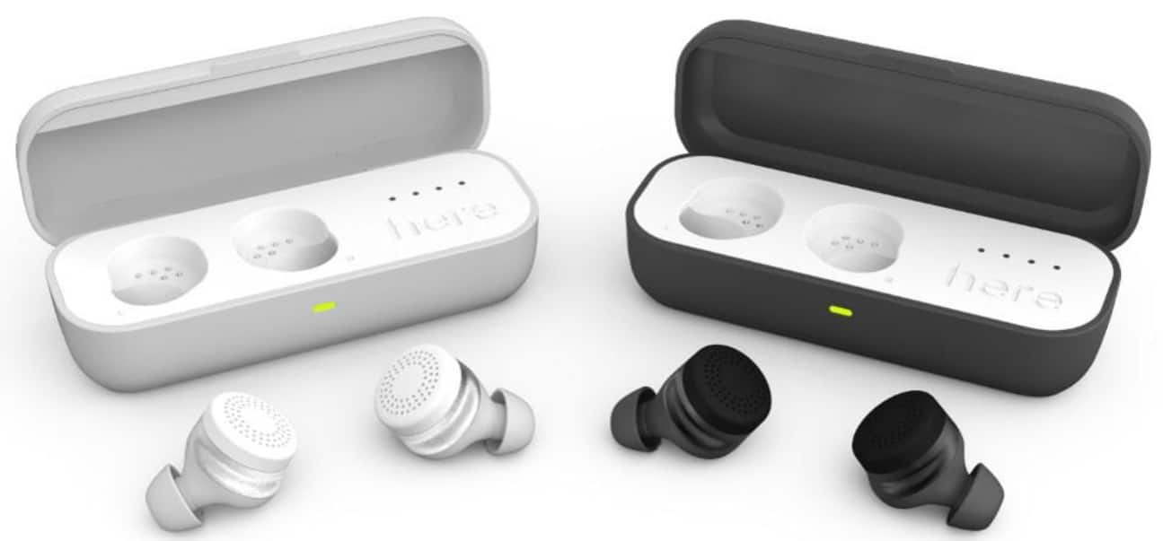 DOPPLER LABS INC Here One Wireless Smart Earbuds $150