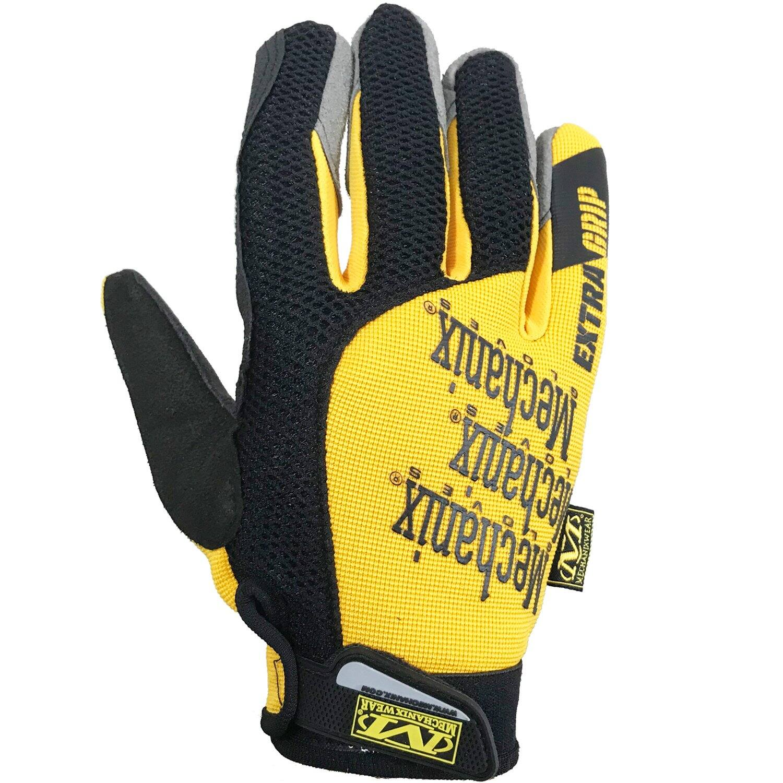 Mechanix Wear Extra Grip Utility Gloves $12.99