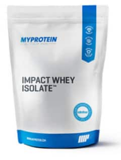 2 x 2.2lb Myprotein Impact Whey Isolate $34 + Free Shipping