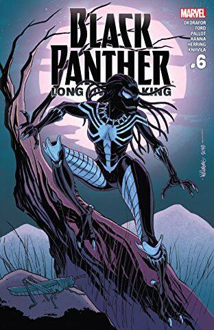 Black Panther: Long Live the King (digital issues #1-5) $0.99 per issue