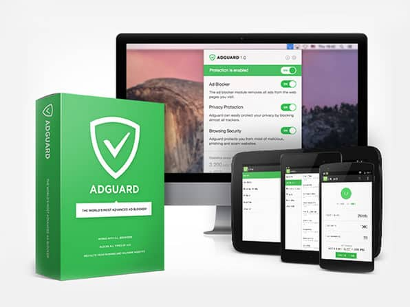 Adguard Premium: Lifetime Subscription For $24