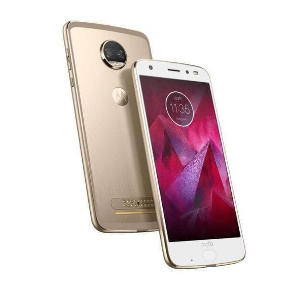 Motorola Moto Z & Z2 Unlocked Cell Phones (Refurbished) starting at $159.99 + $10 Discount Code & Free Shipping