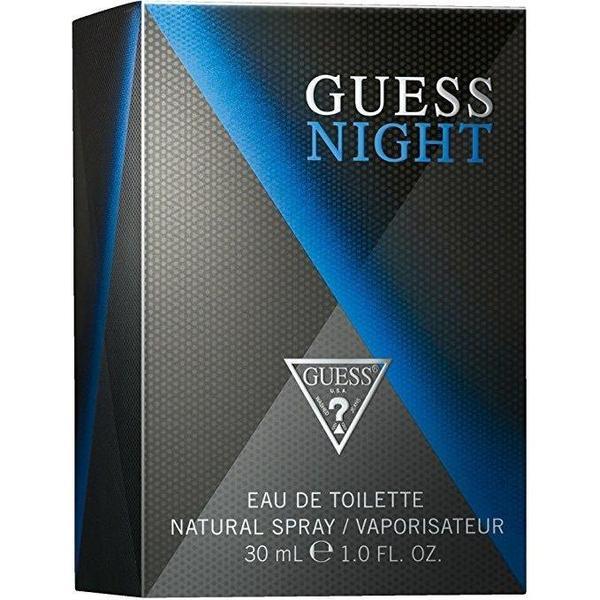 Guess Night Men's Eau de Toilette - 2 Pack of 1oz - $9.99 & Free Shipping