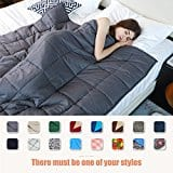 Weighted Blanket (60''x80'') $119 + Free Shipping